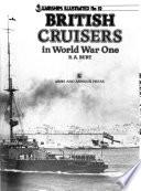 British Cruisers in World War One