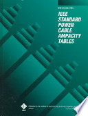 IEEE Standard Power Cable Ampacity Tables