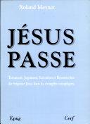 Pdf Jésus passe Telecharger