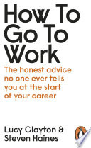 How to Go to Work Book