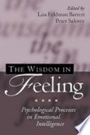 The Wisdom in Feeling