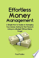 Effortless Money Management