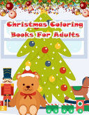 Christmas Coloring Books For Adult Book PDF