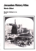 Jerusalem History Atlas Book