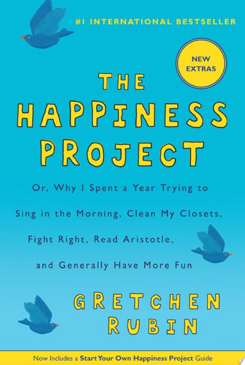 The Happiness Project image