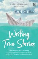 Writing True Stories