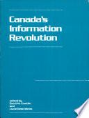 Canada S Information Revolution Book PDF