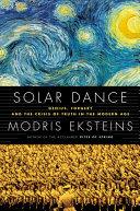 Solar Dance Pdf/ePub eBook