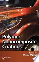 Polymer Nanocomposite Coatings Book PDF