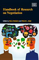 Handbook of Research on Negotiation