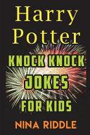 Harry Potter Knock Knock Jokes for Kids