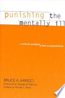 Punishing the Mentally Ill