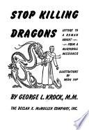Stop Killing Dragons