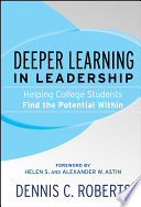 Deeper Learning in Leadership Book