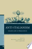 Anti Italianism