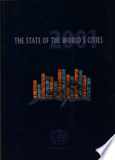 The State Of The World S Cities 2001