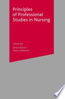 Principles of Professional Studies in Nursing