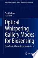 Optical Whispering Gallery Modes for Biosensing