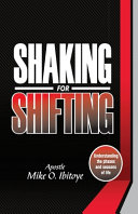Shaking For Shifting Book PDF