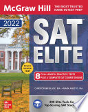 Mcgraw Hill Education Sat Elite 2022