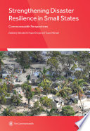 Strengthening Disaster Resilience in Small States Book