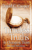 Pdf Timeless Truths in Changing Times