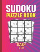 Suduko Puzzle Book Easy 100