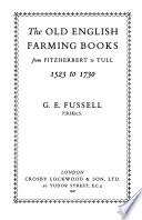 Old English Farming Books, 1523-1793