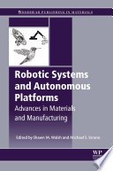 Robotic Systems and Autonomous Platforms Book