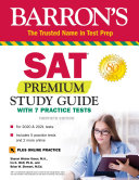 SAT Premium Study Guide with 7 Practice Tests Pdf/ePub eBook