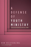 A Defense of Youth Ministry