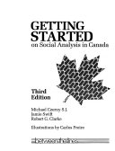 Getting Started on Social Analysis in Canada