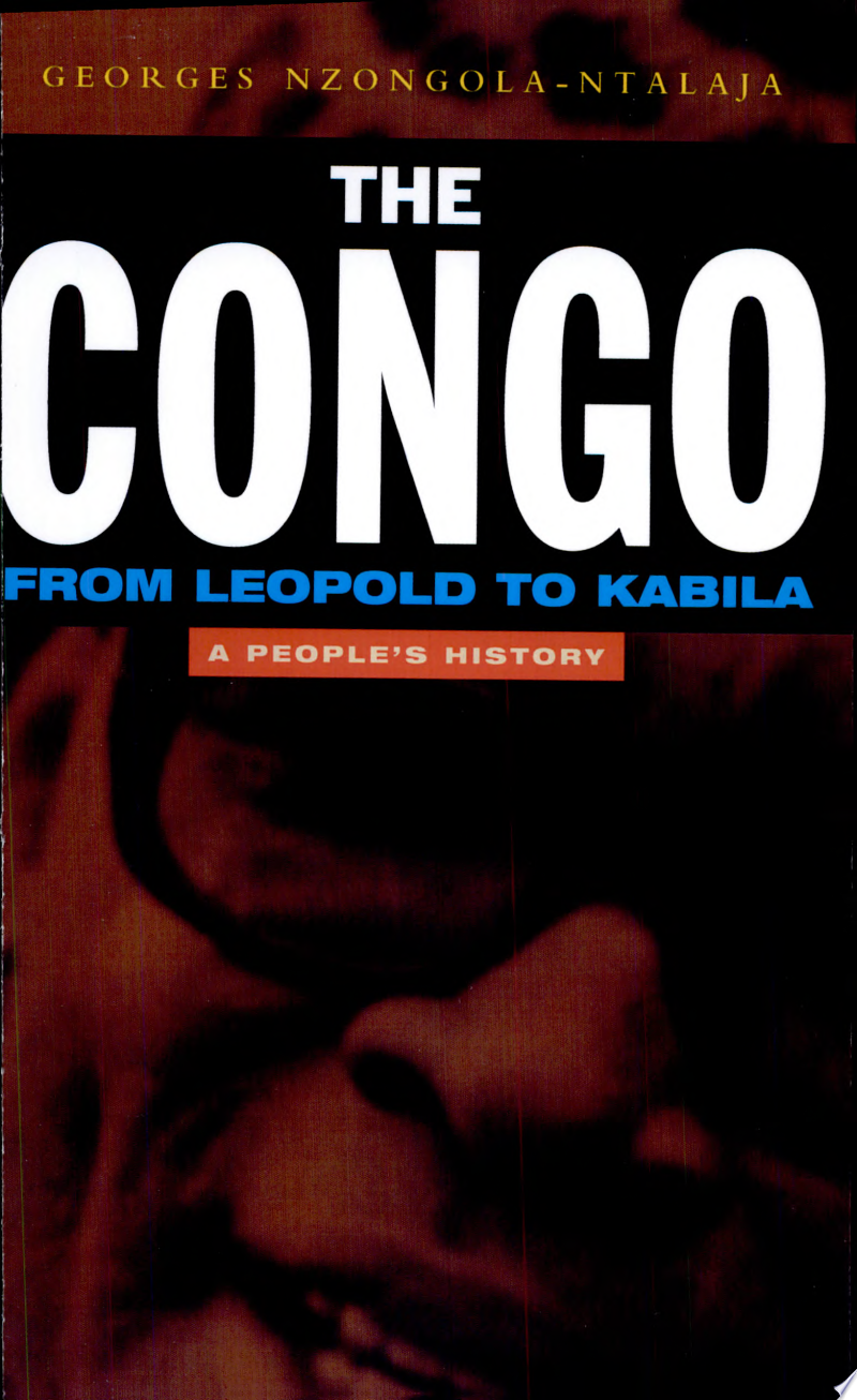 The Congo from Leopold to Kabila banner backdrop