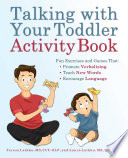 Talking with Your Toddler Activity Book