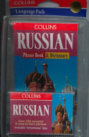 Russian Phrasebook and Dictionary