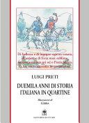 Duemila anni di storia italiana in quartine