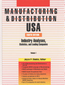 Manufacturing And Distribution Usa