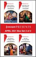 Harlequin Presents   April 2021   Box Set 2 of 2