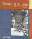 Engineering Materials Book