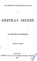 Sensational Novels  Bertha s secret