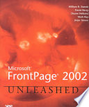 Microsoft FrontPage 2002 Unleashed Book