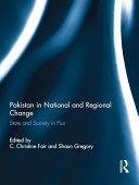 Pakistan in National and Regional Change Pdf/ePub eBook