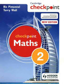 Cambridge Checkpoint Maths