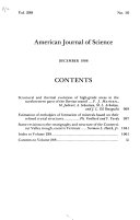 The American Journal of Science Book