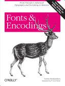 Fonts   Encodings