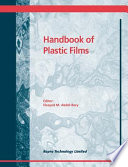 Handbook Of Plastic Films Book PDF
