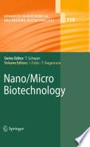 Nano Micro Biotechnology Book