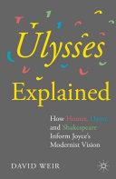 Ulysses Explained Pdf/ePub eBook