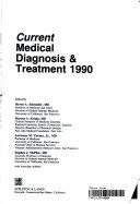 Current Medical Diagnosis   Treatment 1990
