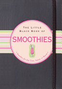 The Little Black Book of Smoothies Pdf/ePub eBook